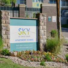 Rental info for Sky at Bear Creek Apartments