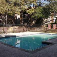 Rental info for Oak Creek Apartments in the Fort Worth area