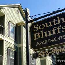 Rental info for South Bluffs