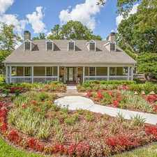 Rental info for St. Johns Plantation in the Baymeadows area