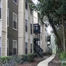 Rental info for Promenade at Mayport