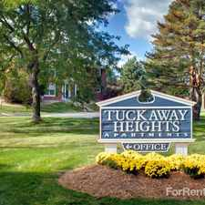 Rental info for Tuckaway Heights in the Milwaukee area