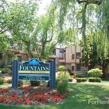 Rental info for Fountains of Wauwatosa