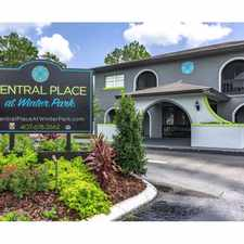Rental info for Central Place at Winter Park