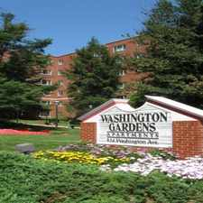 Rental info for Washington Gardens