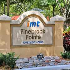 Rental info for IMT Pinebrook Pointe