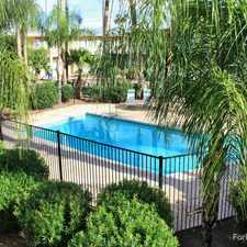 Rental info for Catalina Vista Apartments in the Tucson area