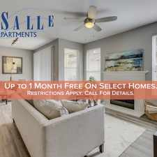 Rental info for LaSalle