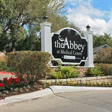 Rental info for The Abbey at Medical Center