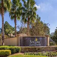 Rental info for Sun Lake Apartments
