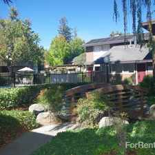 Rental info for Oakbrook in the San Jose area