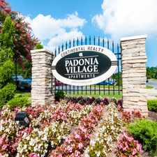 Rental info for Padonia Village Apts