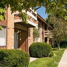 Rental info for Whitnall Gardens Apartments