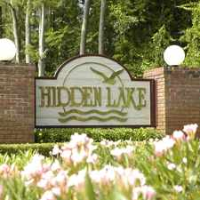 Rental info for Hidden Lake