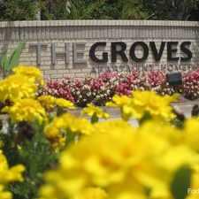 Rental info for The Groves