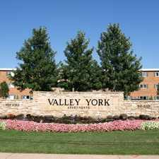 Rental info for Valley York Apartments
