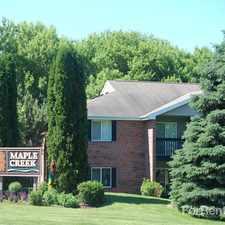 Rental info for Maple Creek