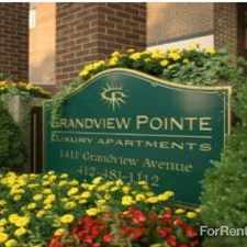 Rental info for Grandview Pointe
