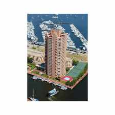 Rental info for Harbor Tower Apartments in the Chesapeake area