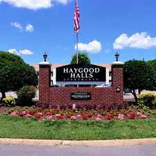 Rental info for Haygood Halls in the Lake Smith Terrace area