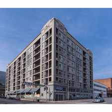 Rental info for 222 Saratoga Apartments in the Downtown area