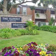 Rental info for Marymount Gateway/ Summit