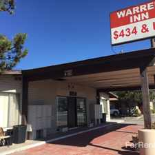 Rental info for Warren Inn