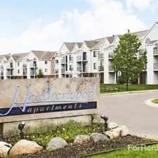 Rental info for Heatherwood Apartment Homes
