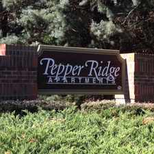 Rental info for Pepper Ridge