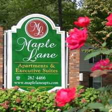 Rental info for Maple Lane Apartments