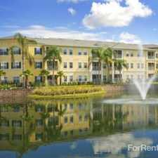 Rental info for Savannah at Park Central