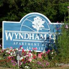 Rental info for Wyndham Hill