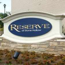 Rental info for Reserve at Stone Hollow