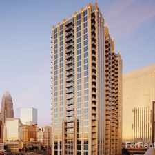 Rental info for Catalyst Apartments in the Charlotte area