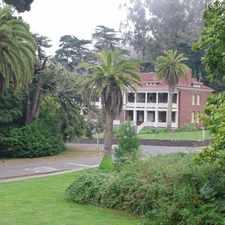 Rental info for The Presidio Residences in the San Francisco area
