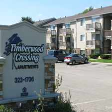 Rental info for Timberwood Crossing Apartments