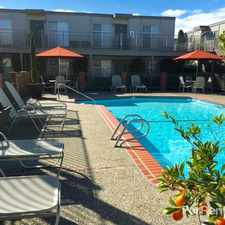 Rental info for Olive Tree Apartments in the Napa area