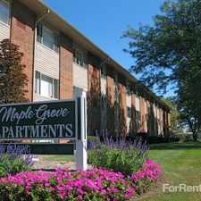 Rental info for Maple Grove Apartments