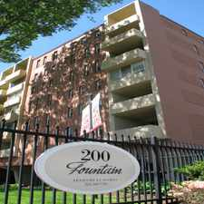 Rental info for 200 Fountain
