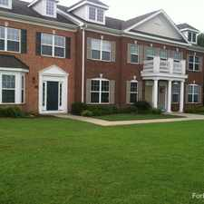 Rental info for Fort Eustis Family Homes