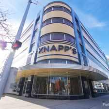 Rental info for Knapp's Centre Corporate Suite & Apartments