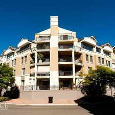 Rental info for OPEN TO VIEW MON 18 SEP 12.40PM in the Perth area