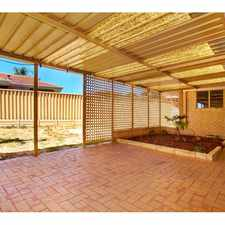 Rental info for 5X2 HOME WITH POOL! in the Leeming area