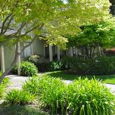 Rental info for Marina Park Townhomes in the Napa area