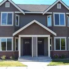 Rental info for Two Bedroom Townhouse