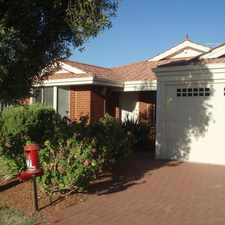 Rental info for Freshly Painted! Appealing family home - twelve month lease preferable