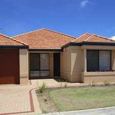 Rental info for DUCTED AIR CON & PAVED PATIO in the Perth area
