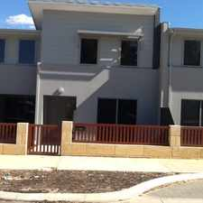 Rental info for BRAND NEW TOWNHOUSE in the Greenfields area