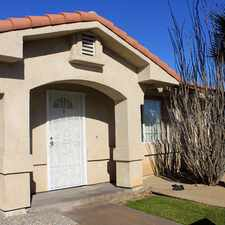 Rental info for Cathedral City Duplex