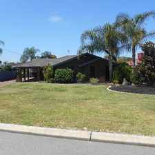 Rental info for BEAUTIFUL COSY HOME IN A QUIET CULDESAC! in the Cannington area